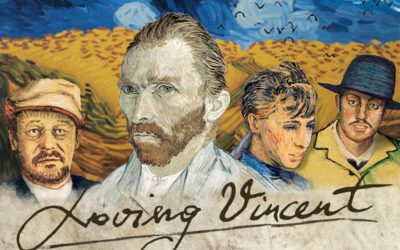 'Loving Vincent' in Pier K